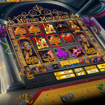 Outsourced slot game, Casino, Old Skool Studios