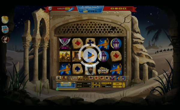 Cave of Treasures by Old Skool Studios