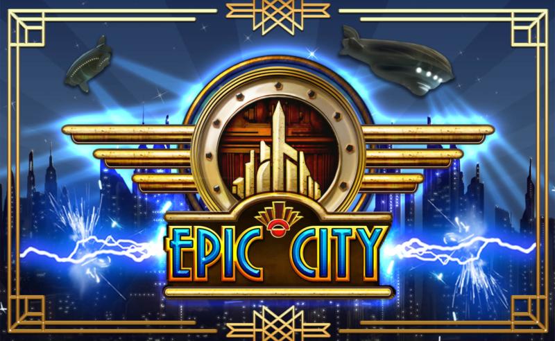Epic City Slots, Old Skool studios