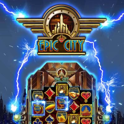 Old Skool Studio Slot Game
