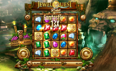 Jewel Quest Riches - Mobil6000
